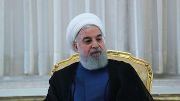 """Tensions dans le Golfe: """"L'Iran ne cherche la guerre avec aucun pays"""", assure Rohani à Macron"""