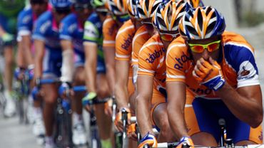 Rabobank devient Blanco Pro Cycling