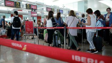 La compagnie Iberia va tester la reconnaissance faciale sur des vols vers Bruxelles