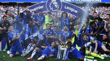 Les premiers lots des droits TV de la Premier League vendus pour 5 milliards d'euros