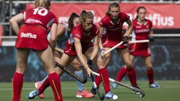 Hockey Pro League - Les Red Panthers intègrent le top 10 du classement mondial à la 9e place