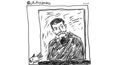 """Le musée d'Orsay innove en invitant le dessinateur Jean-Philippe Delhomme comme """"artiste en résidence"""" sur son compte Instagram."""