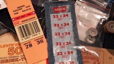 La marque historique de jean's licencie.
