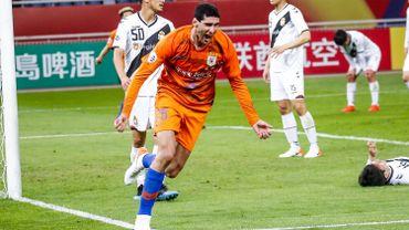 Fellaini décisif dans la victoire du Shandong Luneng