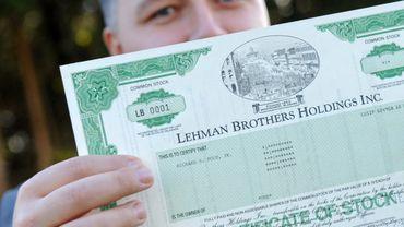 5 ans après la faillite de Lehman Brothers, Quel effet la crise financière a-t-elle eu sur les Belges?