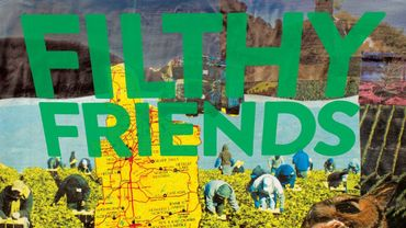 """Emerald Valley"" de Filthy Friends."
