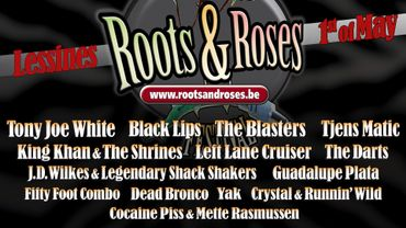 Le Roots & Roses dans We Will Rock You