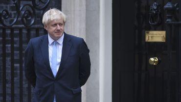 Brexit: le Parlement sera suspendu dès la fin des débats ce lundi soir