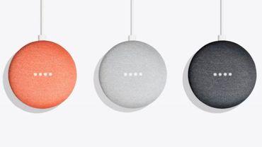 Google Home mini : l'enceinte connectée surveillait son propriétaire 24 heures sur 24