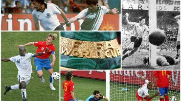Les 5 plus grosses surprises de l'histoire de la Coupe du Monde