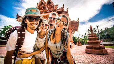 1,3 milliard de touristes dans le monde en 2017 - © itsskin - Getty Images