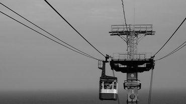 Le projet de téléphérique à Liège coûterait entre 10 et 15 millions d'euros (illustration).
