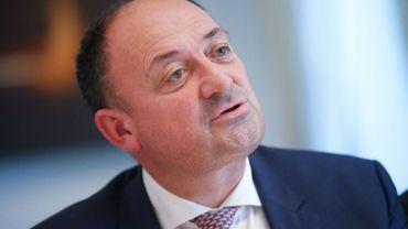 Le ministre wallon de l'Aménagement du territoire, Willy Borsus (MR).
