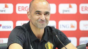 """Martinez : """"Kompany et Vermaelen vont bien et vont continuer à s'entraîner individuellement"""""""