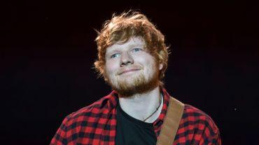 Ed Sheeran a remporté cinq trophées aux Billboard Music Awards.
