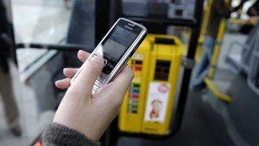 Le billet SMS est très populaire en Flandre