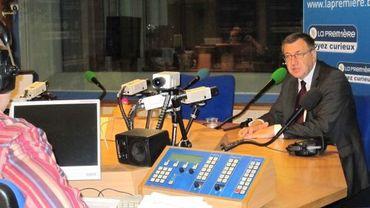 Steven Vanackere (CD&V), ministre belge des Affaires étrangères