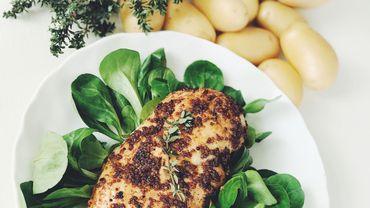 Dans votre assiette ce soir: du poulet aux accents canadiens