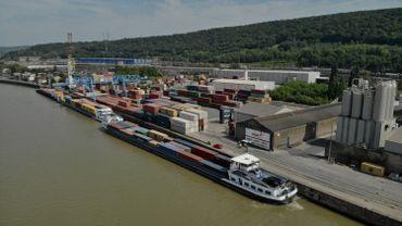 Port autonome de Liège: la constante progression du trafic s'est confirmée en 2018