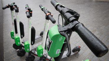 Des entreprises telles que Lime se sont rapidement répandues tout autour du globe.