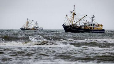 L'épuration des gaz d'échappement des navires contribue à acidifier la mer du Nord