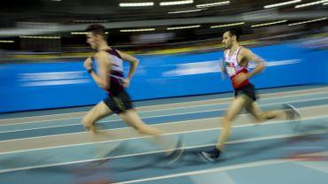 Coronavirus: Les compétitions d'athlétisme annulées en Belgique jusqu'au 10 mai
