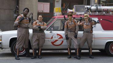 """Le remake de """"Ghostbusters"""" prend la tête du box-Office mondial"""