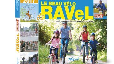 Le livre du Beau Vélo de RAVeL 2017