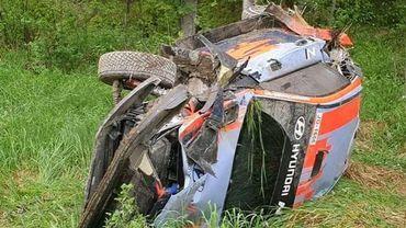 La Hyundai de Thierry Neuville