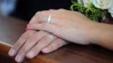 Sur 655 demandes de mariage l'an dernier, 57 ont été reportées, 26 refusées (illustration).