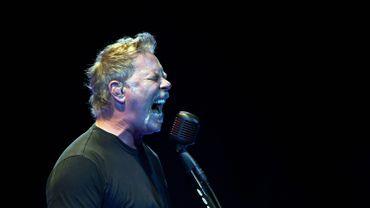 """L'Angleterre, dernière escale des """"Metallica Mondays"""""""