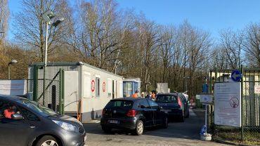 A la déchetterie d'Auderghem, un employé de Bruxelles-Propreté a reçu des coups le samedi 20 février en milieu d'après-midi