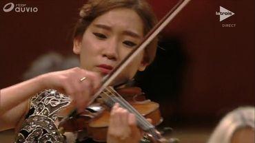 Christine Lim en demi-finale
