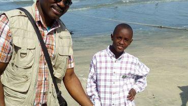 Sarjo est pêcheur en Gambie