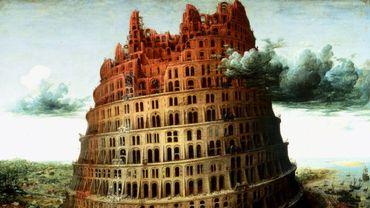 """""""La Tour de Babylone"""" (1565), de Bruegel, sera au centre du premier concert et sera également illustrée au cours du deuxième."""