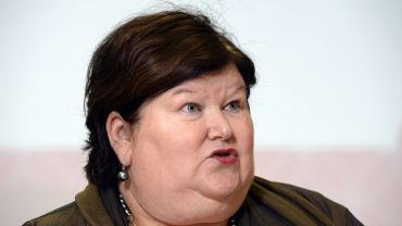 La ministre de la Santé Maggie De Block