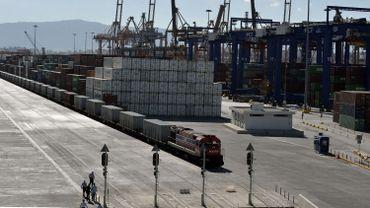 L'héroïne a été découverte dans un tanker togolais appartenant à une société maritime grecque.