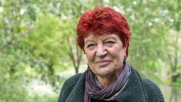 Anne Sylvestre est décédée à l'âge de 84 ans. Ici, en 2014, elle donnait une conférence de presse au Printemps de Bourge