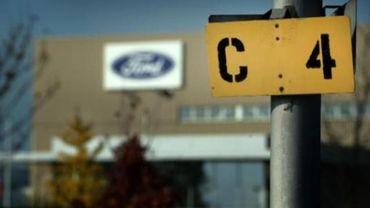 Ford Genk - Le secteur de la construction peut absorber les travailleurs menacés de licenciement