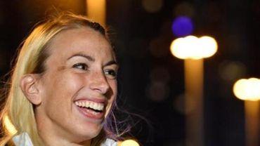Charline Van Snick l'emporte en finale à Casablanca