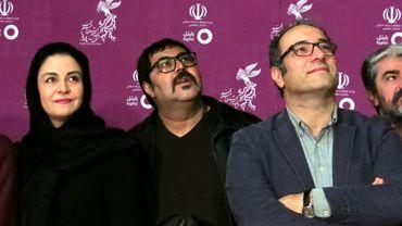 Merila Zare'i, Farhad Aslani et Reza Mirkarimi
