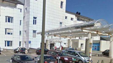 L'hôpital Sainte-Thérèse, à Bastogne.