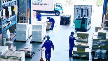 Sur les 140 travailleurs de l'entreprise, 120 ont une activité liée au site de Gosselies, bientôt fermé (illustration).