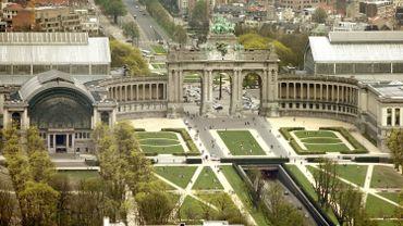 Le Cinquantenaire, Bruxelles