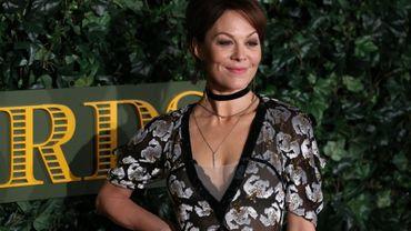 """Helen McCrory a également joué le rôle de Narcissa Malfoy, la mère de Drago (Tom Felton) dans la saga """"Harry Potter"""" au cinéma."""