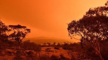 Incendies en Australie: de faibles pluies apportent un maigre répit sans contribuer à éteindre les brasiers