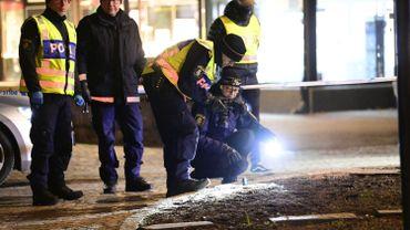 """Suède: huit blessés à l'arme blanche dans une attaque """"possiblement terroriste"""" selon la police"""