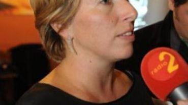 """Caroline Gennez pense qu'il faut briser les tabous, """"mais les bons tabous""""."""