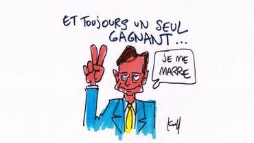 """Les accusations contre les ministres N-VA sont """"du pain béni pour De Wever"""""""