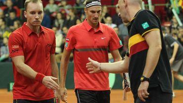 Equipe belge de Coupe Davis
